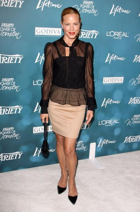 Maria Bello - Variety's 2 Annual Power Of Women Luncheon at the Beverly Hills Hotel on September 30, 2010 in Beverly Hills, California