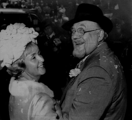Burl Ives Dorothy Paul and