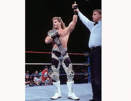 Shawn Michaels Michael Hickenbottom