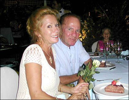 Kathie Lee Gifford Frank Gifford and