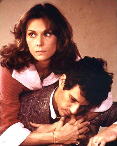 Michael Ontkean  and Kate Jackson From Movie Making Love