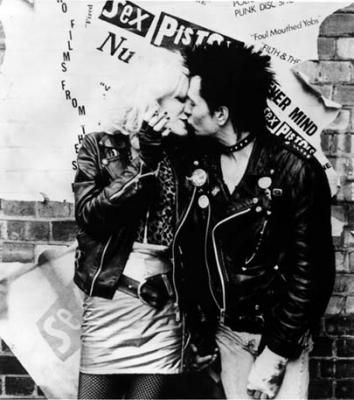 Chloe Webb Gary Oldman as Sid Vicious and  as Nancy in Sid and Nancy (1986)