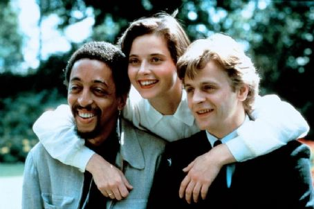 Gregory Hines White Nights movie still