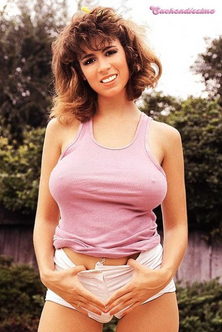 Christy Canyon Christy pose