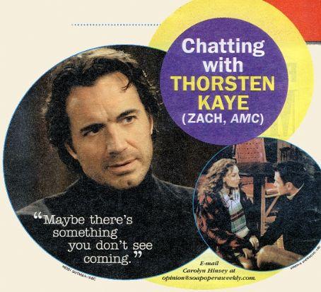 Thorsten Kaye