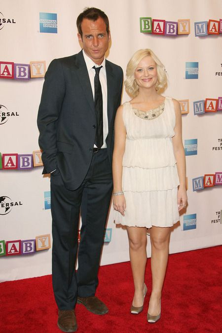 Will Arnett Amy Poehler and