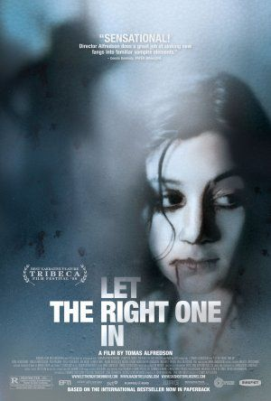 Lina Leandersson Let the Right One In
