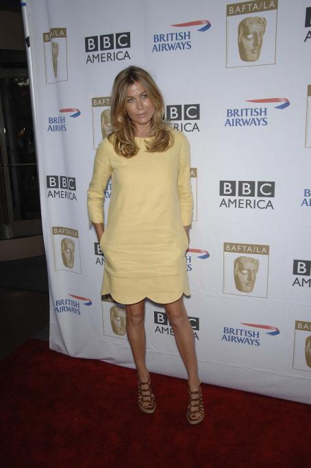 Sonya Walger - BAFTA LA's 2009 Primetime Emmy Awards TV Tea Party At InterContinental Hotel On September 19, 2009 In Century City, California