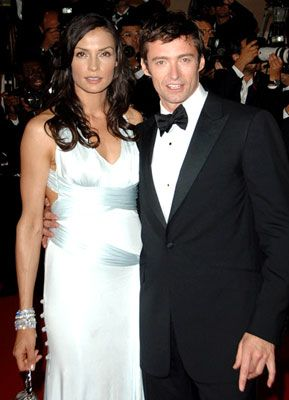 X2 Hugh Jackman and Famke Janssen