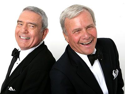 Tom Brokaw Dan Rather &