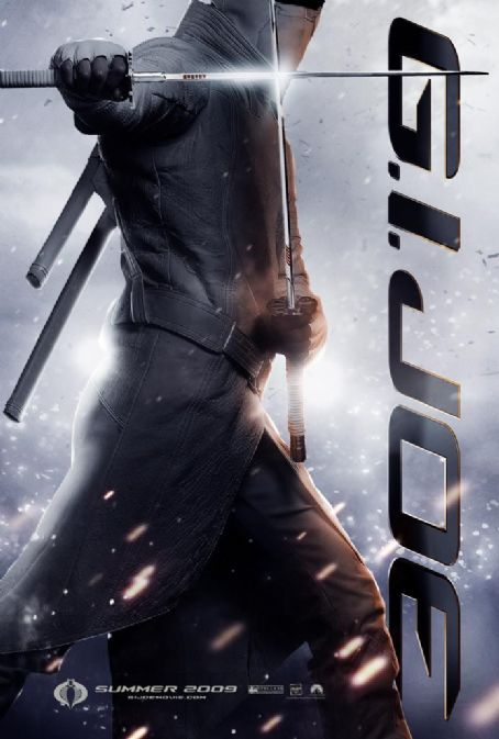 Storm Shadow G.I. Joe: The Rise of Cobra Poster of