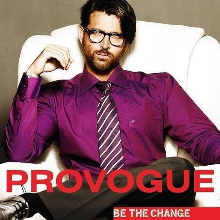 Hrithik Roshan's new 'Provogue' photoshoot