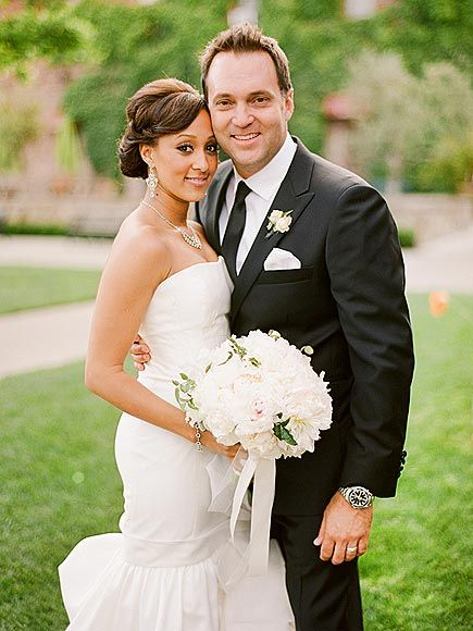Adam Housley Inside Sister, Sister Star Tamera Mowry's Wedding