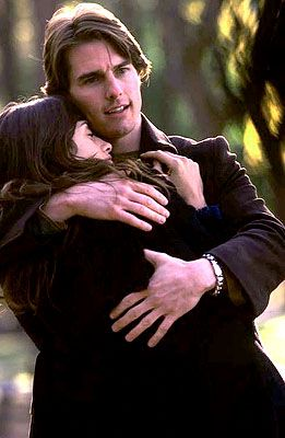 Vanilla Sky Tom Cruise and Penelope Cruz