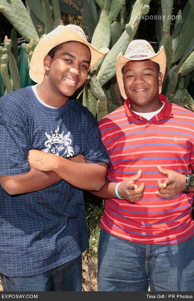 Christopher Massey , Kyle Massey