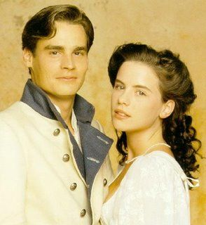 Robert Sean Leonard  and Kate Beckinsale in Much Ado About Nothing (1993)