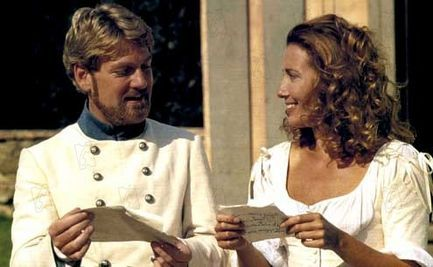 Much Ado About Nothing Kenneth Branagh and Emma Thompson in  (1993)