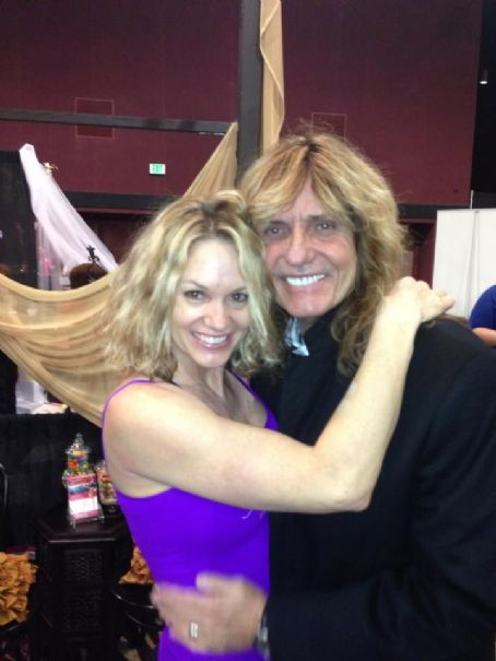 David Coverdale and Cindy Coverdale