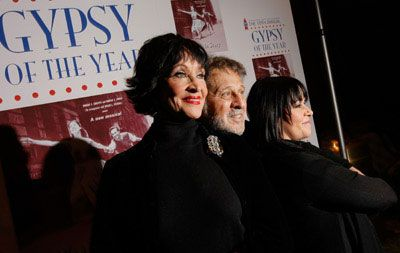 Chita Rivera Tony Mordente and