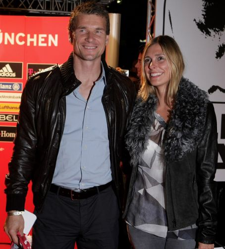 Jens Lehmann and Conny Lehmann