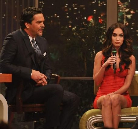 Megan Fox - Megan Dox - Beyaz Show (Turkey)