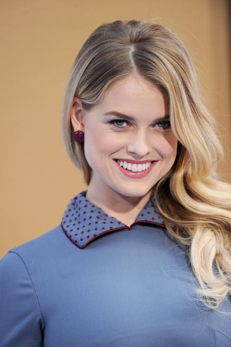 Alice Eve - 'Sex And The City 2' Premiere At Radio City Music Hall