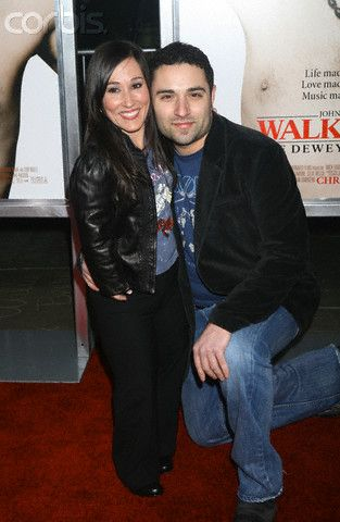 Meredith Eaton and husband Brian Gordon
