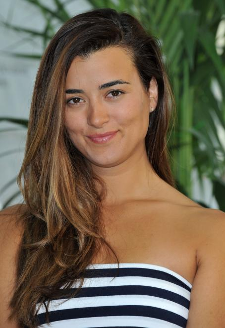 Cote de Pablo - Cote De Pablo - Photocall For NCIS At Grimaldi Forum On June 10, 2010 In Monte-Carlo, Monaco
