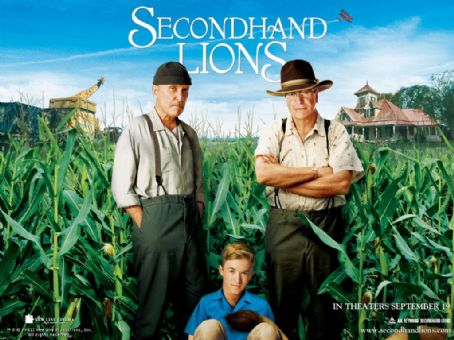 Secondhand Lions New Line Cinema's upcoming film .