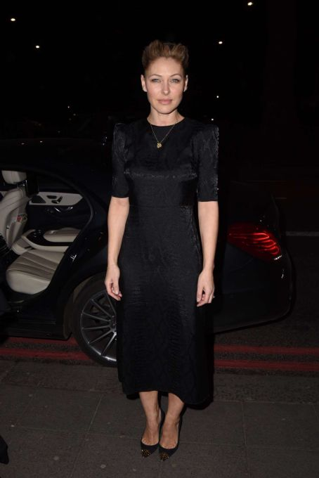 Emma Willis – The Broadcast Awards 2020 in London
