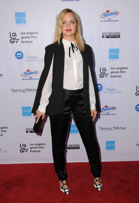 Mena Suvari: 'Worlds Apart' Premiere at 2016 LA Greek Film Festival