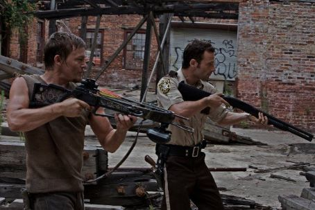 Daryl Dixon The Walking Dead Photo Gallery