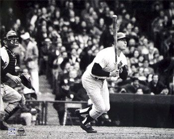 Mickey Mantle Mickey's 500th home run