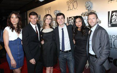 John Francis Daley - Bones 100th Episode Celebration