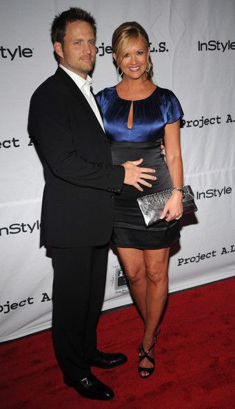 Nancy O'Dell Nancy O'Dell and Keith Zubchevich