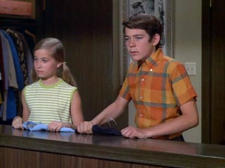 Maureen McCormick - What's Going On Down There?