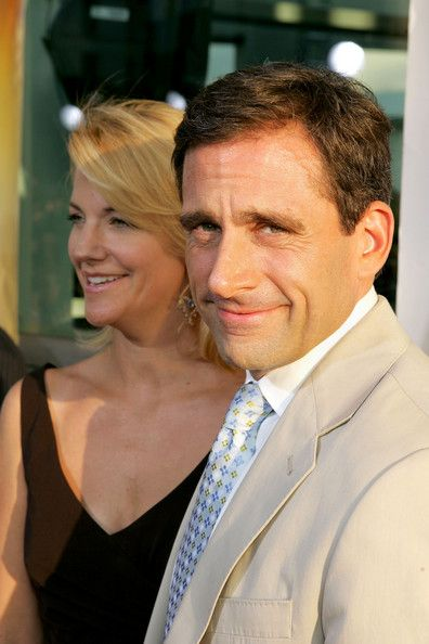 Steve Carell Nancy Walls and