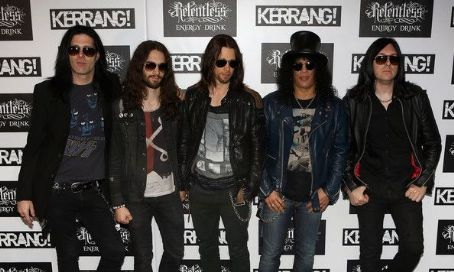 Slash - The Kerrang! Awards at The Brewery