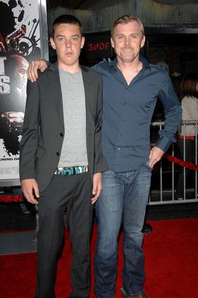 Ricky Schroder Rick Schroder and Andrea Bernard