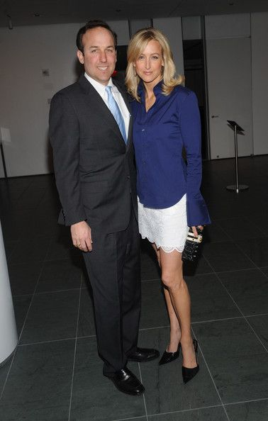 Lara Spencer  and David Haffenreffer