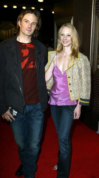 Coleman 'Coley' Laffoon Anne Heche and Coley Lafoon