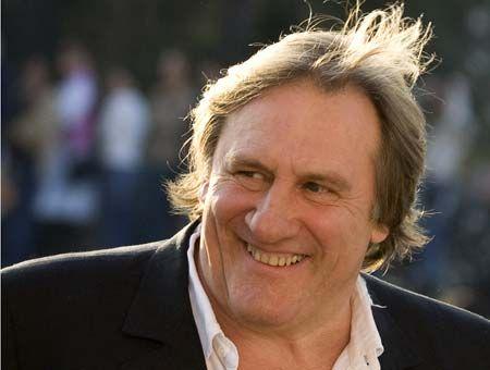 Gérard Depardieu Gerard Depardieu