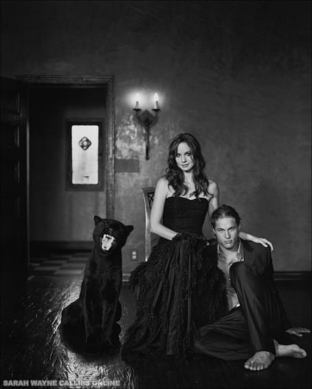 Sarah Callies Sarah Wayne Callies - Entertainment Weekly Shoot