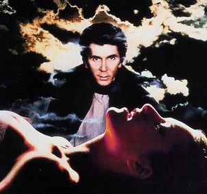 Frank Langella  in Dracula, 1977, a film for the ladies