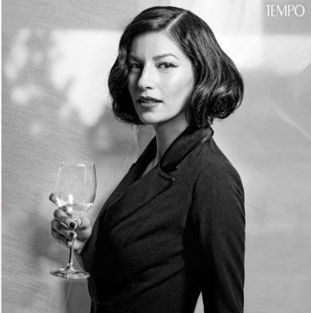 Seda Akman  - Tempo Magazine - Photoshoot