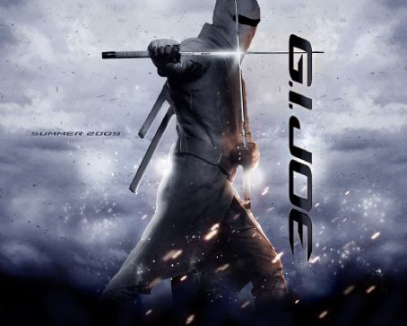Storm Shadow G.I. Joe: The Rise of Cobra Wallpaper of