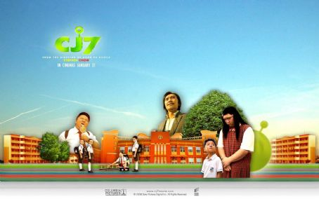 Stephen Chow CJ7 Wallpaper