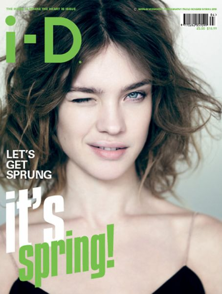 Natalia Vodianova - i-D Magazine [United States] (April 2010)
