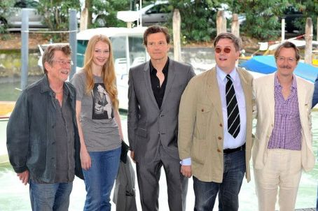 Colin Firth - 'Tinker, Tailor, Soldier, Spy' Photocall at the Venice Film Festival