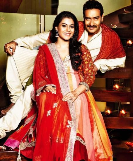 Ajay Devgn - Ajay Devgan and Kajol together